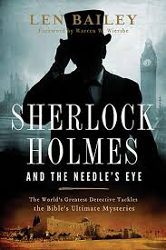 Sherlock Holmes and the Needle's Eye book cover