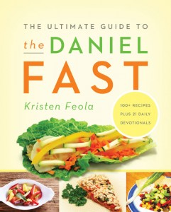 The Ultimate Guide to the Daniel Fast book cover