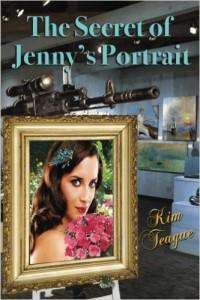 The Secret of Jenny's Portrait by Kim Teague