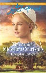 The Amish Midwife's Courtship by Cheryl Williford